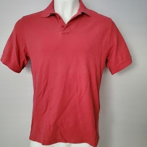 Nordstrom Mens Polo Light Pink Size L 🔥